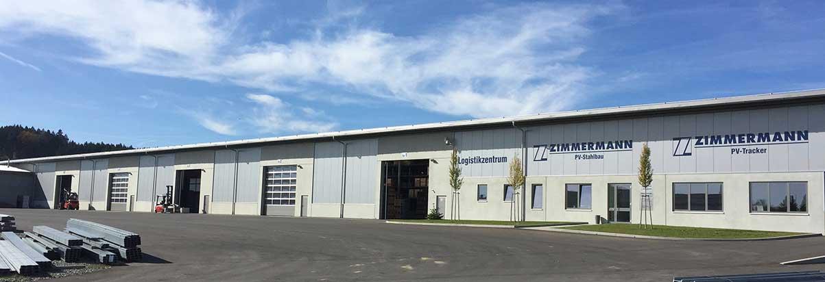 Logistikzentrum in Oberessendorf